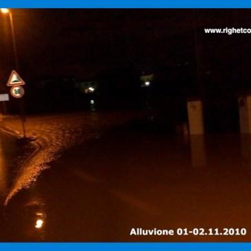 Alluvione del 2010 in Veneto