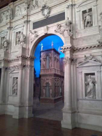 L'Internazionalizzazione e l'export veneto visto attraverso il teatro olimpico di Vicenza