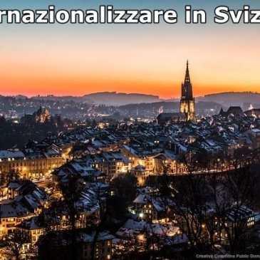 Progetto di internazionalizzazione in Svizzera