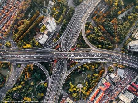 Inghilterra significa eccellenti infrastrutture e collegamenti - fondamentali per l'export