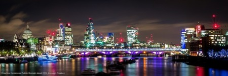 L'Inghilterra, soprattutto Londra, come un eccellente trampolino di lancio per altri mercati internazionali