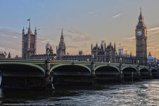 Progetto di internazionalizzazione in Inghilterra - Londra