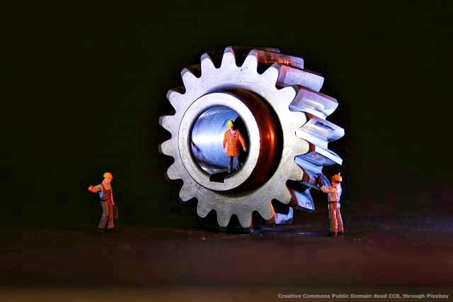 Il perito Industria 4.0 dovrebbe capirne qualcosa di meccanica. L'impressione e' che non sia sempre cosi'